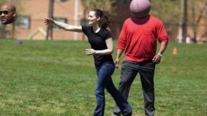 Ball Throw Head