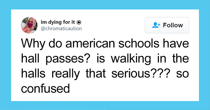 32 Seemingly Normal Things About American Schools That Confuse The Hell Out Of Non-Americans