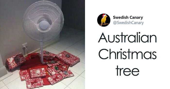 For Anyone Wondering What Christmas In Australia Is Really Like, These 30 Tweets Should Give You An Idea