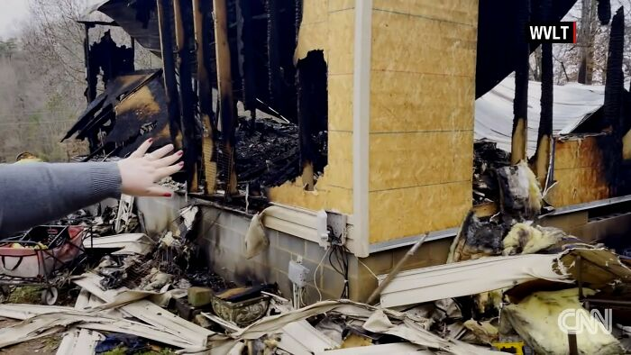 7-12 months-Outdated Foster Son Rushes Again Into Burning House To Save His Child Sister