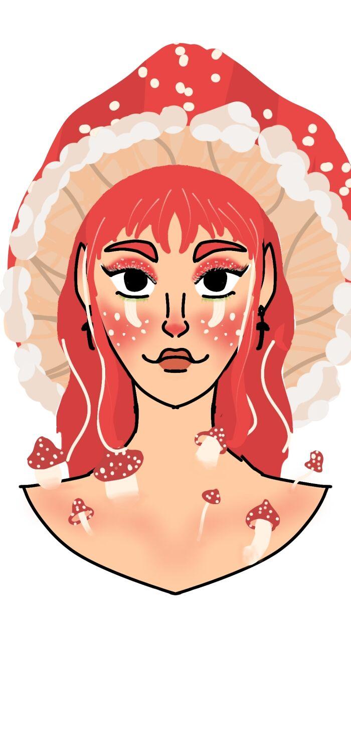 Mushroom Fairy!!