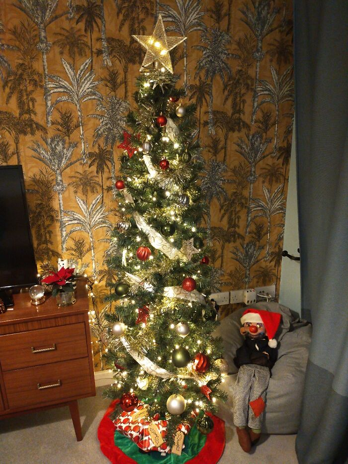 First Christmas In My Own Place, And Pedro My Ventriloquist Dummy, Better Than Elf On The Shelf