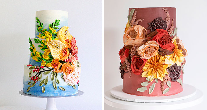 My 39 Creative Cake Creations Will Make You Rethink Buttercream