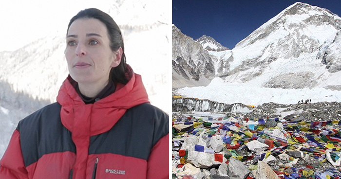 Alpinist Organizes A Massive Clean-Up Of Mount Everest, Removes 8.5 Tons Of Rubbish