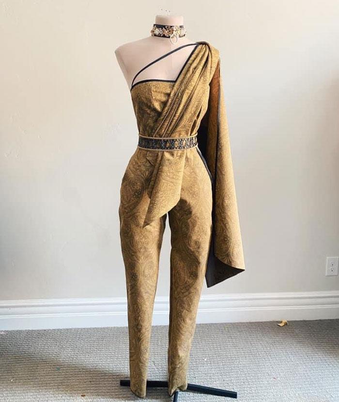 Vestido Inspirado En Las Casas De Hogwarts: Hufflepuff