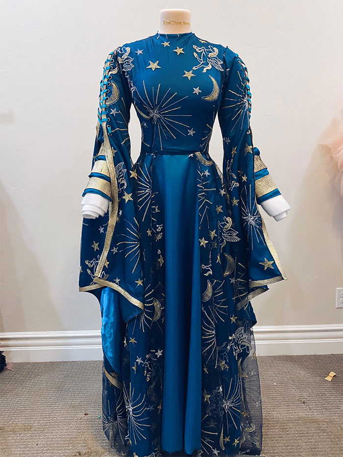 Vestido De Hechicera