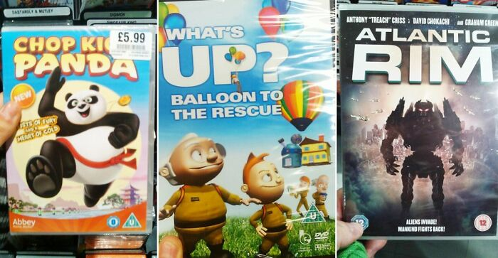 These Knockoff Movies, Video Brinquedo, You Inspired These Knockoffs, Created One Of Them,well Played. Well Played...