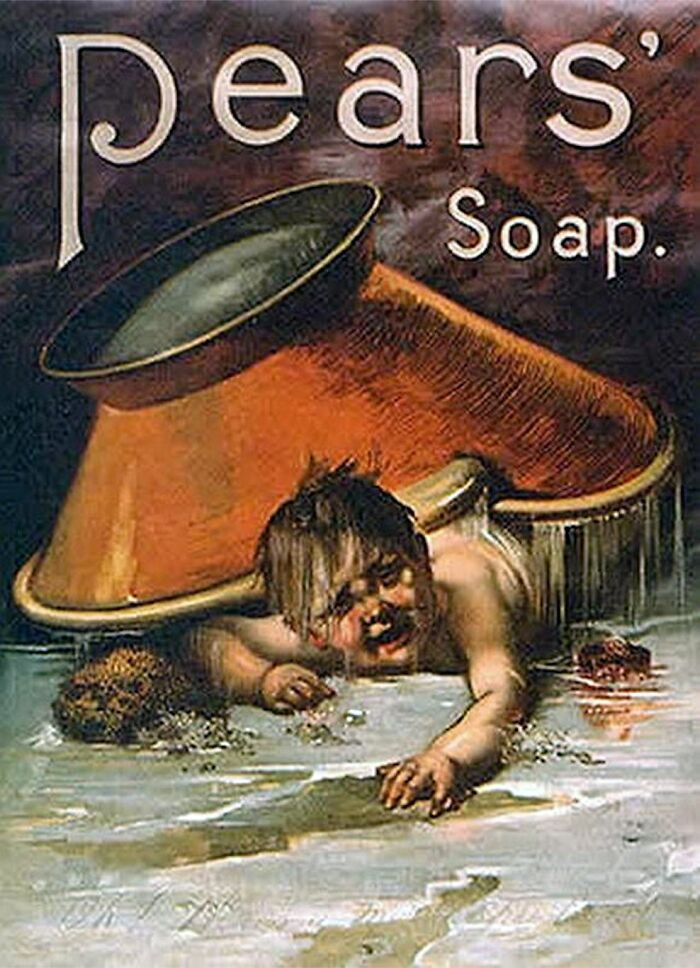 I Don't Think I'll Be Buying This Soap