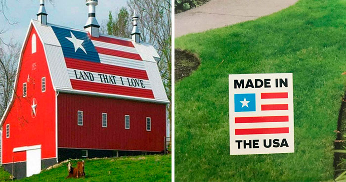30 Embarrassing Posts From Americans Who Don't Know Their Own Flag