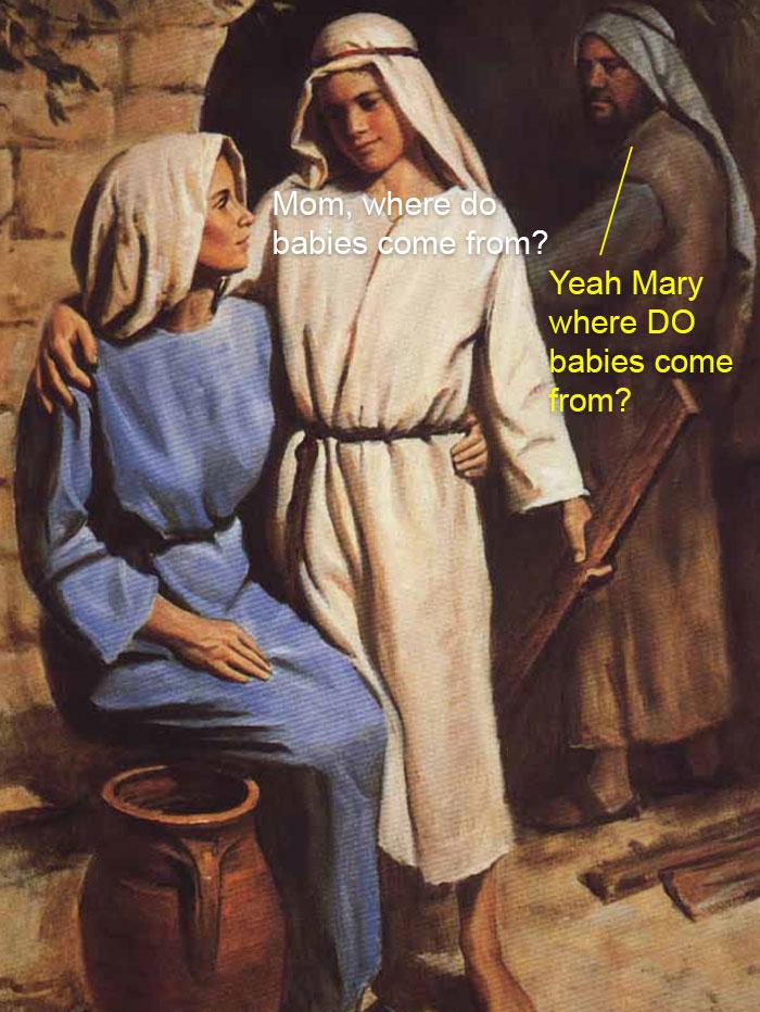 Mary?