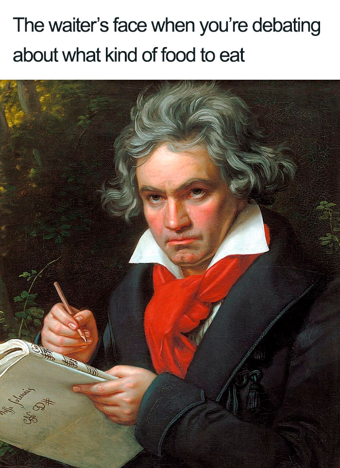 Even Beethoven Was Patient Three Times Only