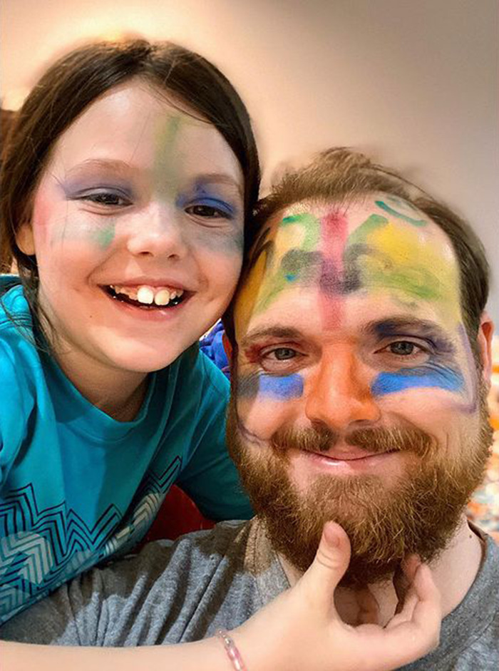99 Dads Whose Daughters Made Them Pretty (New Pics) | LaptrinhX