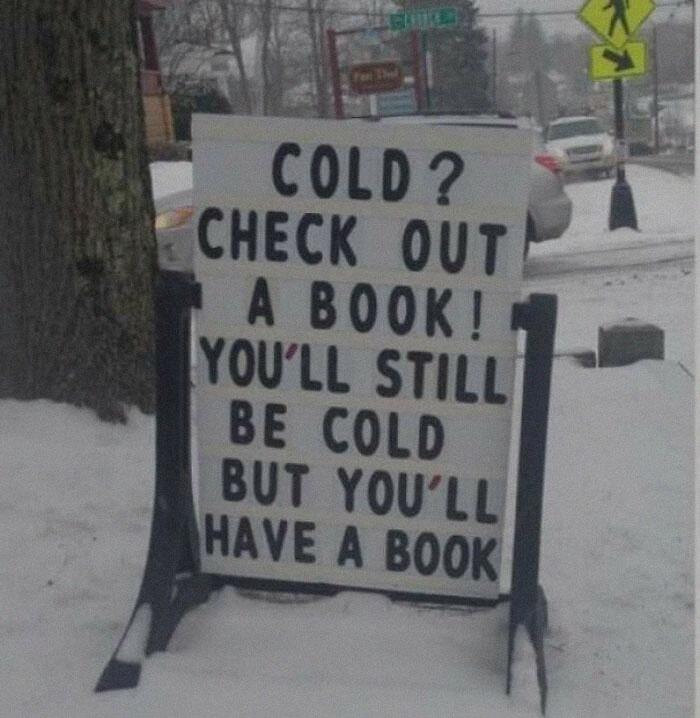 Are U Cold?
