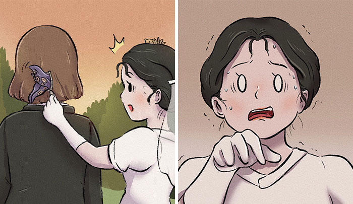 This Artist Creates Thought-Provoking Comics That Will Probably Make You Cry (6 New Comics)