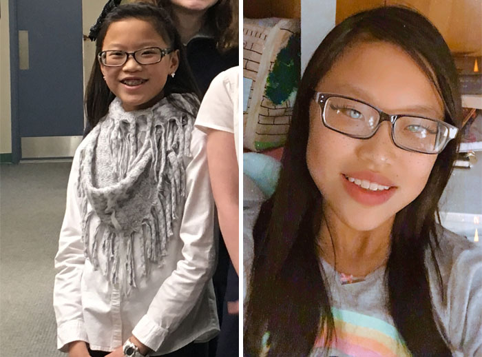 Hey Pandas, Share Your Glow-Up Pictures (Closed)