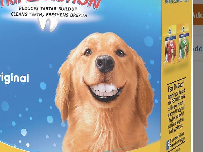 """""""Cleans"""" Teeth"""