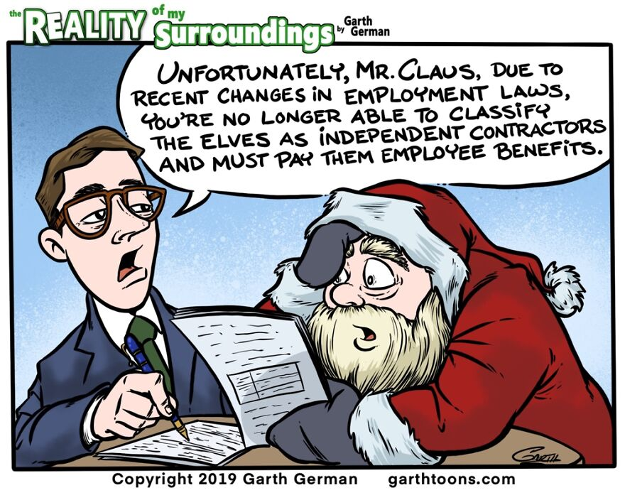 Employment Troubles