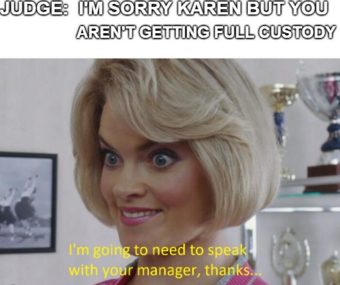 Karens In Kourt