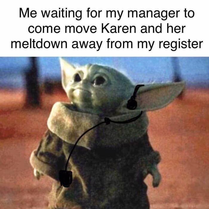 Baby Yoda:)