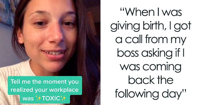 """People Are Sharing The Moments They Understood Their Workplace Was """"Toxic"""" (30 Stories)"""