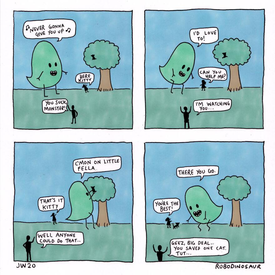 Misunderstood-Monster-Alan-Nobody-Likes-Comics-Robodinosaur