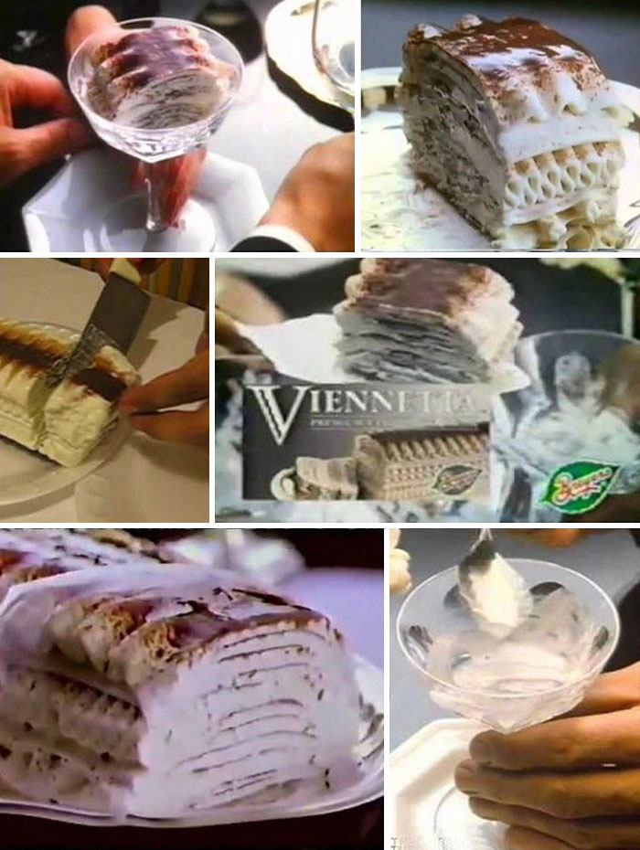Viennetta, The Ice Cream That I Knew My Family Couldn't Afford