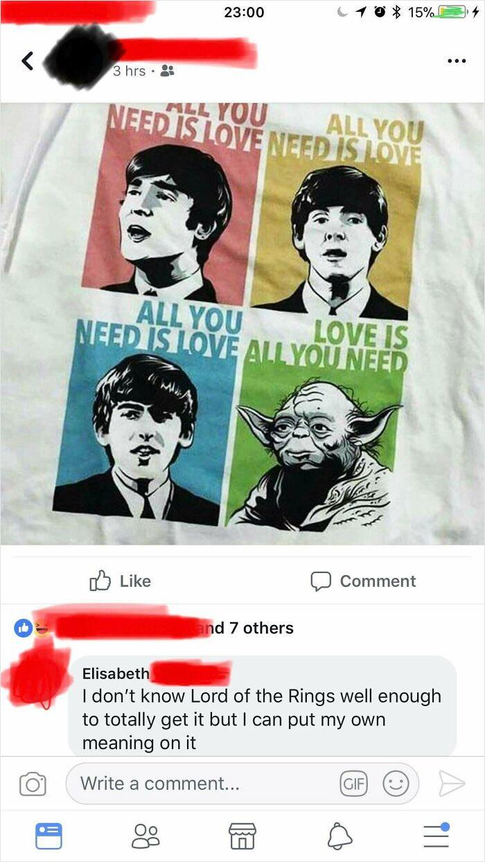 Grandma Doesn't Get The Joke