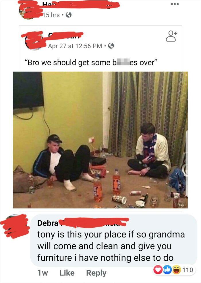 We Don't Deserve Debra