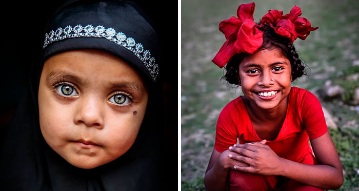 82 Portraits Of The Beautiful Bangladeshi People By Mou Aysha