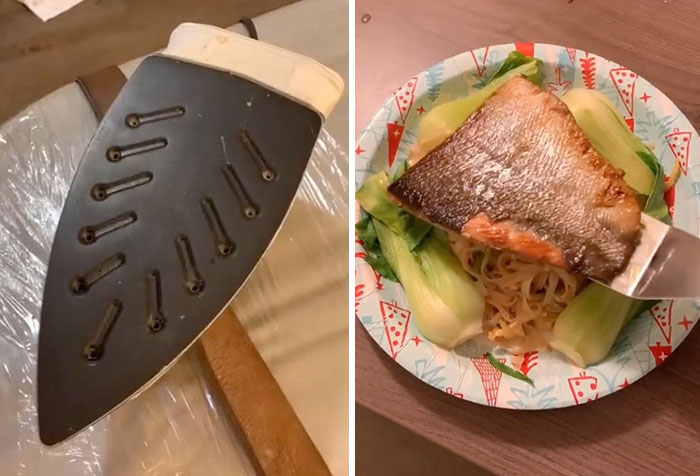 Quarantined Chef Is Gaining Millions Of Views On TikTok For Showing How To Cook Gourmet Meals Using Basic Hotel Room Appliances