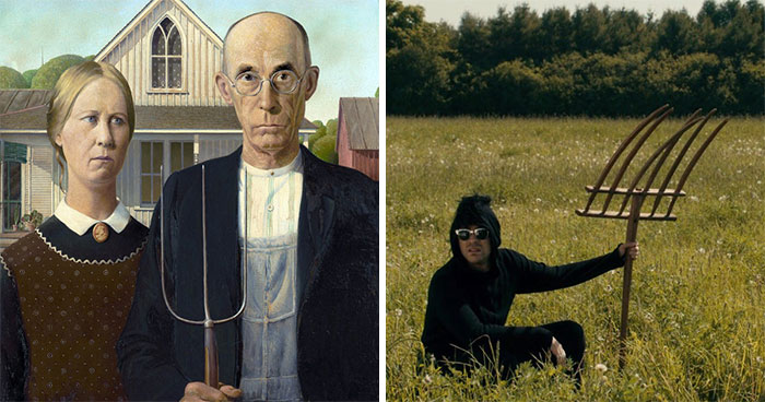 These Are 15 Paintings Portrayed In Schitt's Creek And 75K Twitter Users Think It's Brilliant