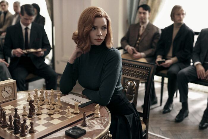 The Episode Structure Echoes The 7 Squares A Pawn Must Cross On A Board To Become A Queen