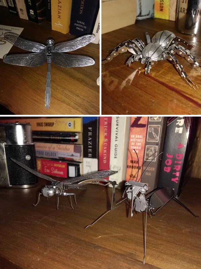 I Like To Build Metal Miniatures