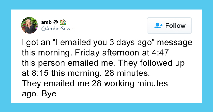 People Are Sharing The Worst Work Emails They've Gotten In This Infuriating Twitter Thread (30 Tweets)