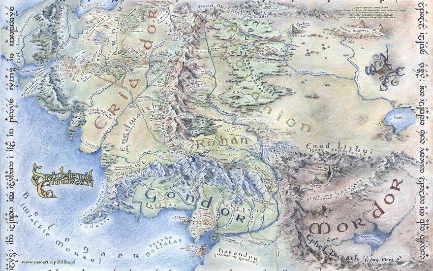I Know Everything There Is To Know About Middle Earth?