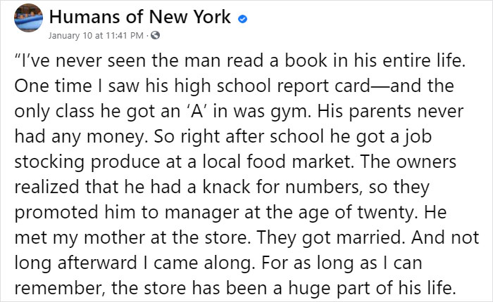 A Heartwarming Story About A Store Owner Who Put Family First Goes Viral On Facebook 14