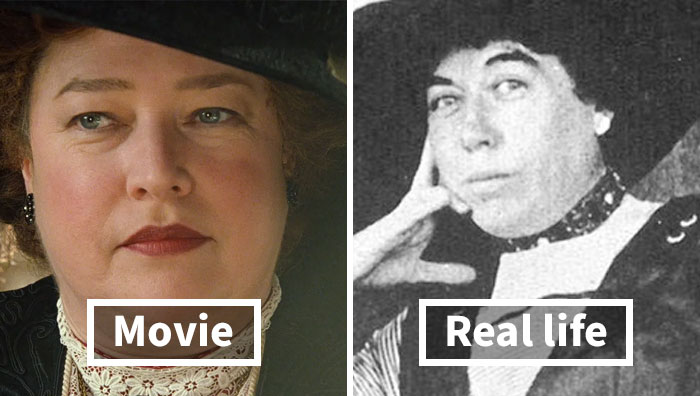 James Cameron's Titanic Drew Inspiration From Real Life Passengers, Such As The Unsinkable Molly Brown