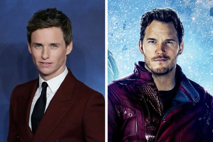 Eddie Redmayne Auditioned For The Part Of Star-Lord In