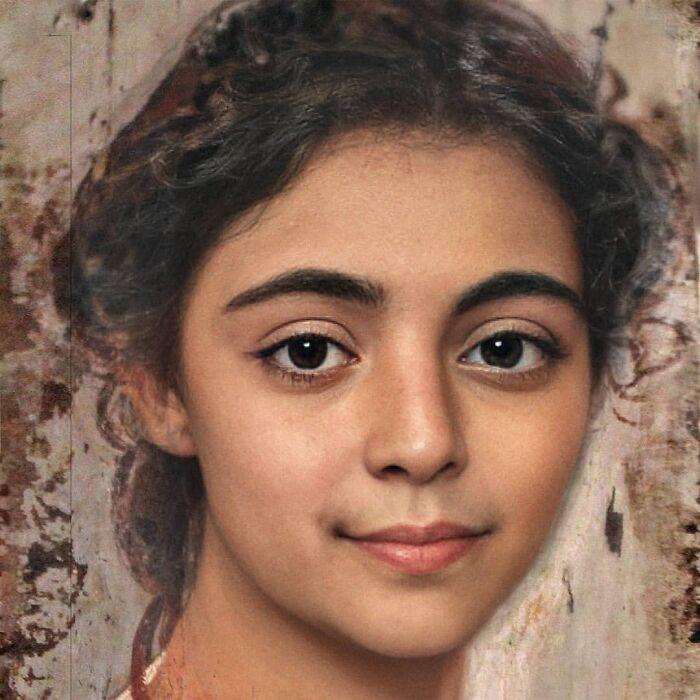 Fayum Mummy Portrait
