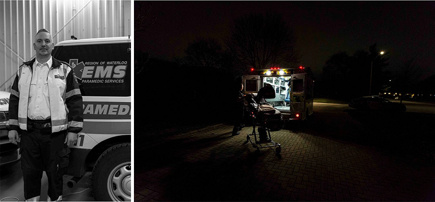Eddie, Region Of Waterloo Paramedic Services