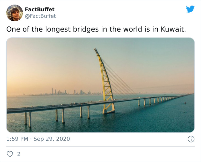 I Tweeted A Fact About Every Country In The World (25 Pics)