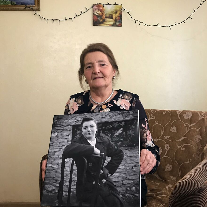 Person Sets Out To Find People From Photos That Were Taken 50 Years Ago, Finds 6 Of Them