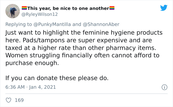 If You are Questioning What A Appropriate Donation For Meals Pantry Is, This Twitter Thread Has The Reply