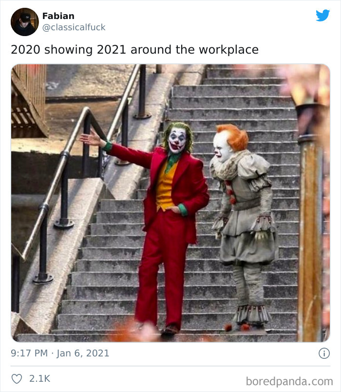People Are Already Getting Disappointed In The Year 2021, And Here's 64 Of The Funniest Jokes They Made