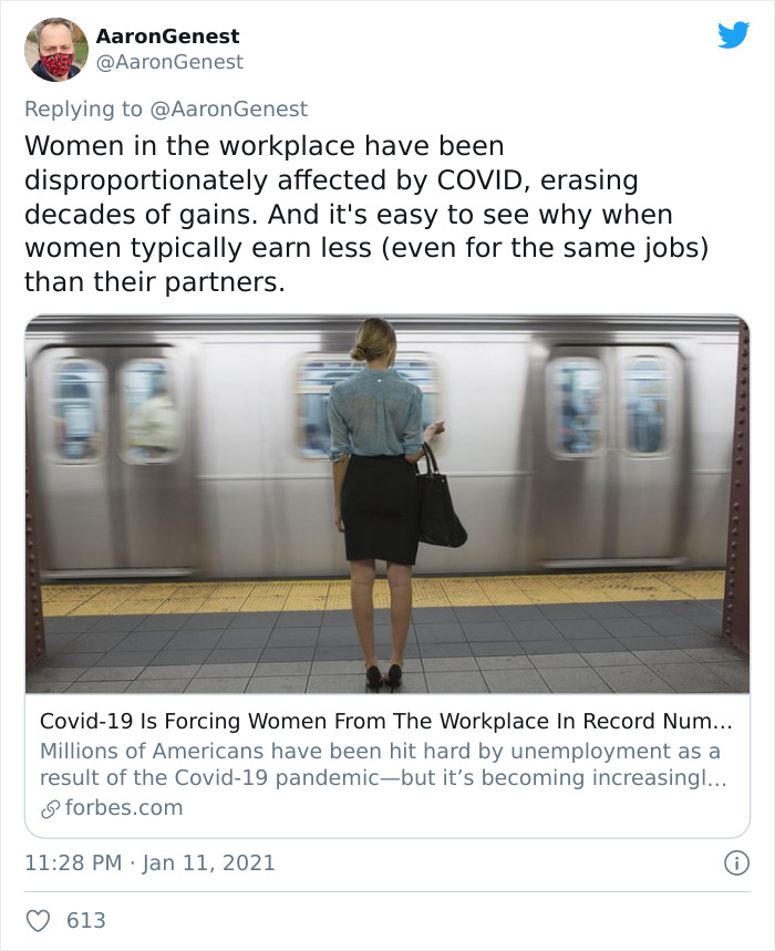 Boss Shares Why He Denied A Female Employee's Request To Move Her To 80% Time