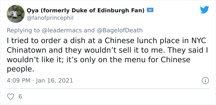 This Chinese Restaurant In Montreal Is Going Viral For Its Extremely Honest Menu Featuring The Owner's Comments