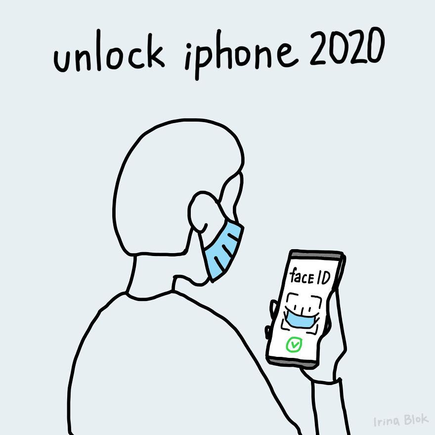 Unlocking An iPhone In 2020