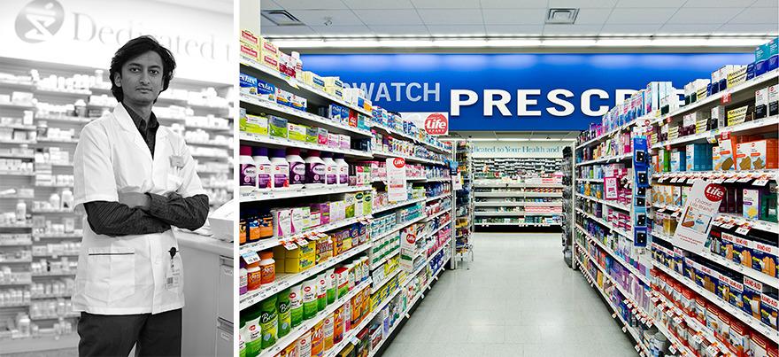 Krupal, Pharmacist, Shoppers Drug Mart