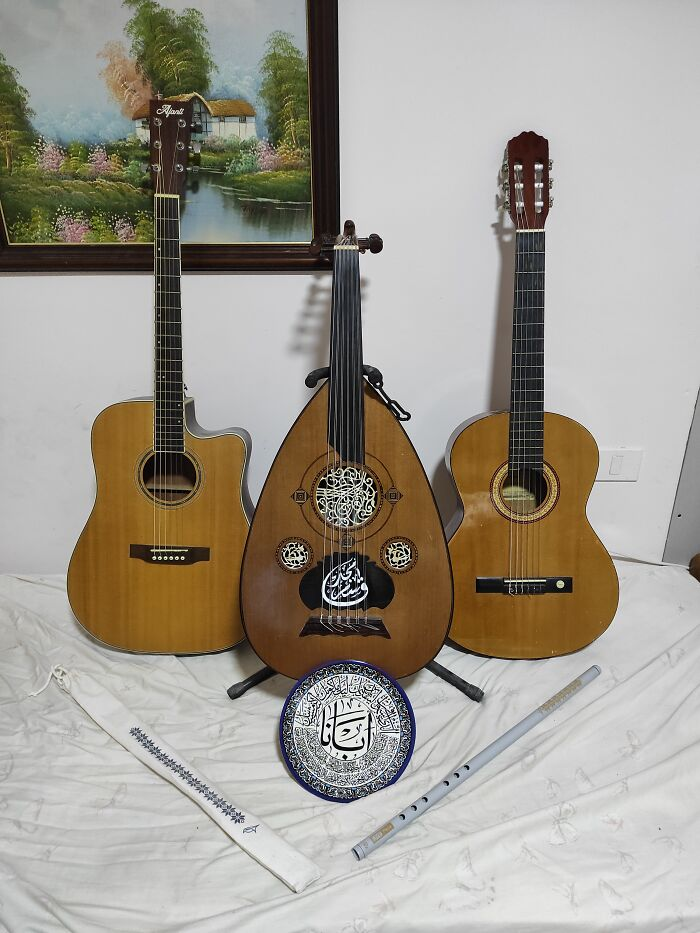 Oud, The Father Of Guitars