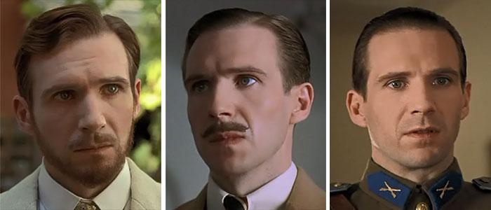 Ralph Fiennes As Ignatz Sonnenschein, Adam Sors, And Ivan Sors In Sunshine (1999)